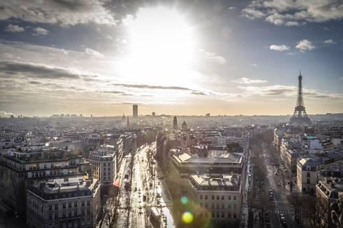 Il sogno degli innamorati: un viaggio a Parigi