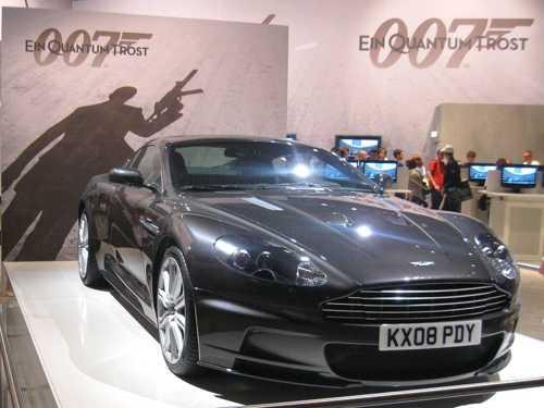 La saga di James Bond