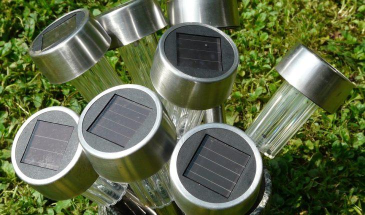 Lampade giardino ecologiche la soluzione è nel fai da te