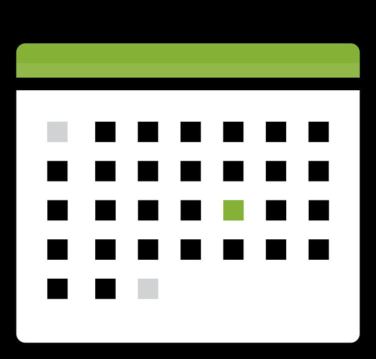 Calendario scolastico 2018