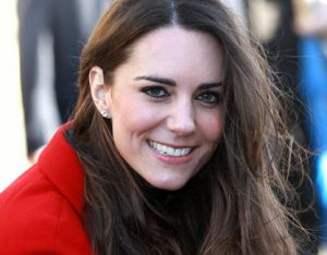 Kate Middleton attenta alla forma fisica
